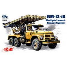 ICM BM-13-16 Katyusha 1/72