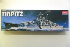 Academy Battleship Tirpitz (Static) 1/800