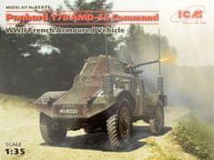 ICM Panhard 178 AMD-35 Command 1/35
