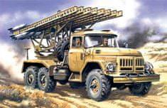 ICM Zil-131 BM-13-16 1/72