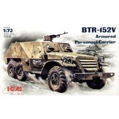 ICM BTR-152V Armoured Vehicle 1/72