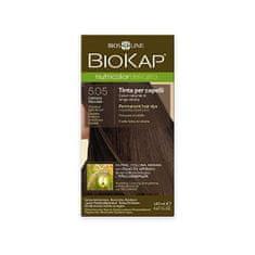 BioKap NUTRICOLOR DELICATO - farba na vlasy - 5.05 Hnedá - svetlý gaštan 140 ml