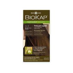 BioKap NUTRICOLOR DELICATO - farba na vlasy - 6.30 Blond zlatá tmavá 140 ml