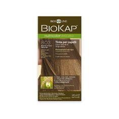 BioKap NUTRICOLOR DELICATO - farba na vlasy - 8.03 Blond prírodná svetlá 140 ml