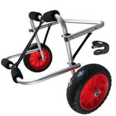 SHARK voziček za prevoz supa ali kajaka, iz aluminija