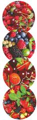 Makro Viečka zaváracie TWIST 66 Drobné ovocie, 10ks