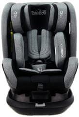 Asalvo CAREFIX i-size autosedačka 40-135 2021 grey