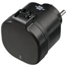 Brennenstuhl WI-FI Adaptér černý Smart home