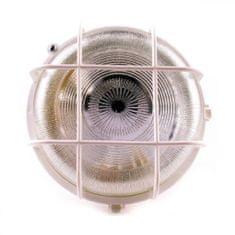 Brennenstuhl Kruhové svítidlo bílé 100W