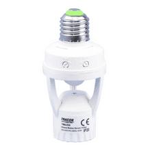 Tracon Electric Pohybový senzor do objímky E27