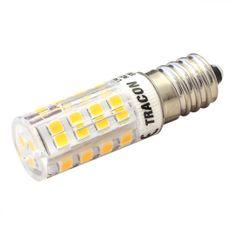 Tracon Electric LED žárovka E14 4W - neutrální bílá