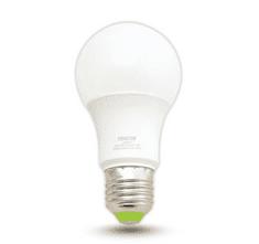 Tracon Electric LED žárovka koule E27 7W - teplá bílá