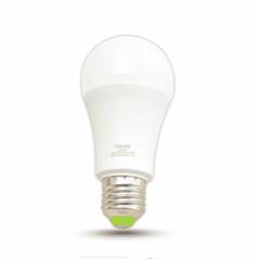 Tracon Electric LED žárovka koule E27 12W - teplá bílá