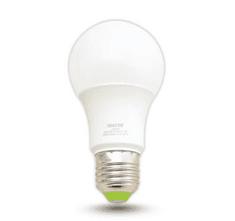 Tracon Electric LED žárovka koule E27 10W - teplá bílá