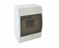 Tracon Electric Rozvodná skříň nadomítková plastová 150×205×75mm