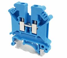 Tracon Electric Řadová svorka pro neutrální (N) vodič 0,2-4mm2