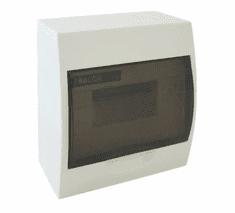 Tracon Electric Rozvodná skříň nadomítková plastová 215×210×100mm