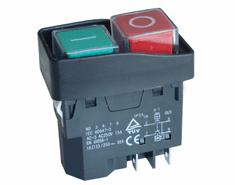 Tracon Electric Bezpečnostní tlačítka miniaturní