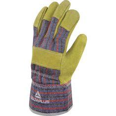 Delta Plus Pracovní rukavice DC103 kožené 10
