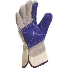 Delta Plus Pracovní rukavice DS202 kožené 10