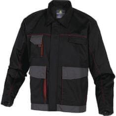 Delta Plus Pracovní bunda D-MACH černá-červená M