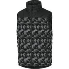 Delta Plus Péřová vesta G-DOON maskáčová XL