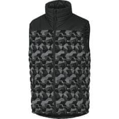 Delta Plus Péřová vesta G-DOON maskáčová M