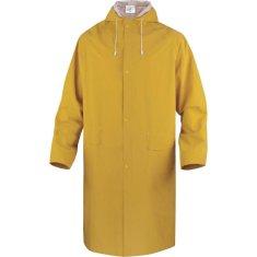 Delta Plus Nepromokavý plášť do deště MA305 žlutý M