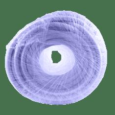 Kopos Trubka ohebná šedá TXL16 ø16mm/ø10,7mm 50 ks