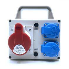 SEZ ROSP 3231 D Rozvodnice nejištěná IP54 190x192x117mm
