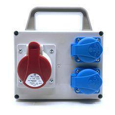 SEZ ROSP 1631 D Rozvodnice nejištěná IP54 190x192x117mm