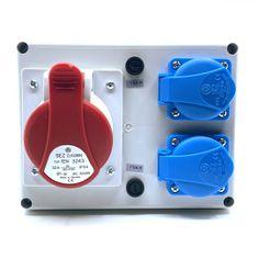 SEZ ROSP 3230 Rozvodnice nejištěná IP54 190x148x117mm