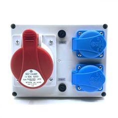 SEZ ROSPI 3231 Rozvodnice nejištěná IP54 190x148x117mm