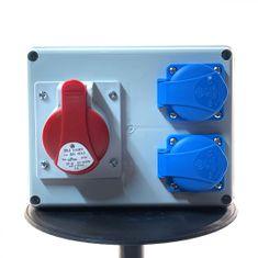 SEZ ROSP 1630 Rozvodnice nejištěná IP54 190x148x117mm