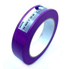 CIRET Páska malířská 50m fialová 25mm