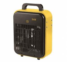 Strend Pro Ohřívač - elektrický 3kW/ IPX4