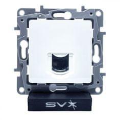 LEGRAND Niloé zásuvka dátová 1xRJ45 kategorie 6 UTP bílá