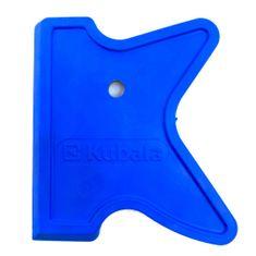 Kubala Čistič spár gumový - modrý 2 ks