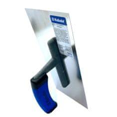 Kubala Hladítko nerezové hladké 130x270mm/dvojzložková rukoväť