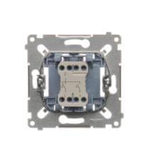 Kontakt-Simon S.A. Tlačítko žaluziové (přístroj) 10A 250V 75x75x32mm