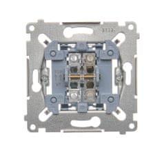 Kontakt-Simon S.A. Jednopólový spínač (strojek) 10AX 250V 75x75x32mm