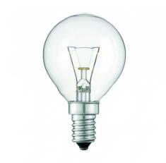 Techlamp Žárovka iluminační čirá 25W E14 180 lm 10 ks