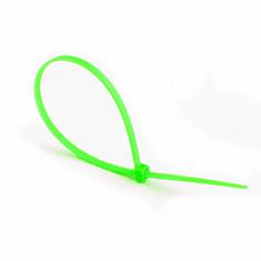 SVX Stahovací páska zelená 4,8x450mm 100 ks