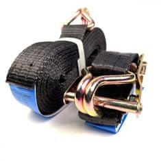 SVX Gurtna - Upínací pás černý 10M 3T