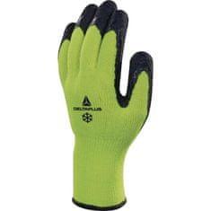 Delta Plus Zateplené pracovní rukavice APOLLON WINTER VV735 žluté 09