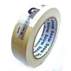 CIRET Páska lepicí papírová STANDARD 50m 30mm