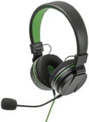 Snakebyte Head:sat X SB913099, zelená