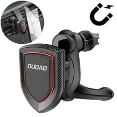 DUDAO F6Pro autós telefontartó, fekete