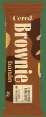 Cerea Brownie banán 60g gluten free Cereabar