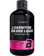 BioTech USA L-Carnitine Liquid 100 000 mg 500 ml